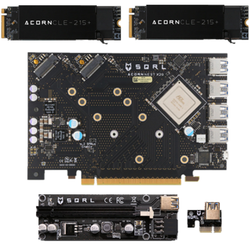 SQRL Acorn CLE-215+ & NestX2G Bundle - hashrate.co.za