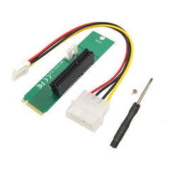 M.2 NGFF to PCI-e Adapter