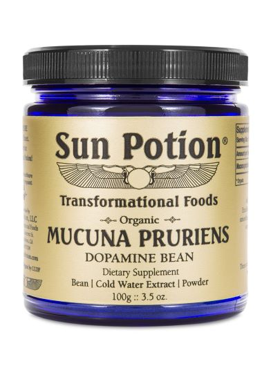 Mucuna Pruriens by Sun Potion