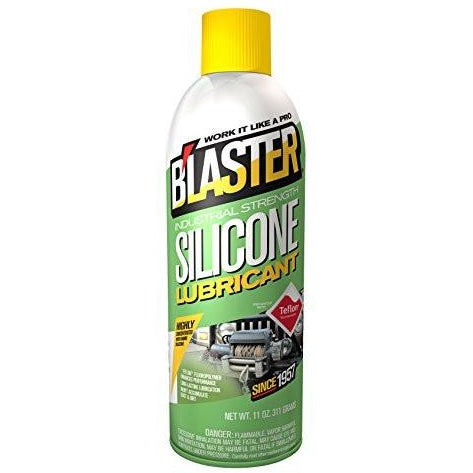 Silicone B'laster 16-SL Industrial Strength Silicone Lubricant - 11-Ounces