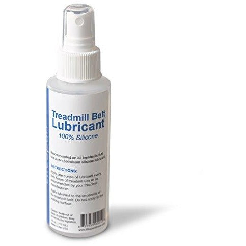 100% Silicone Treadmill Belt Lubricant - LifeSpan Brand