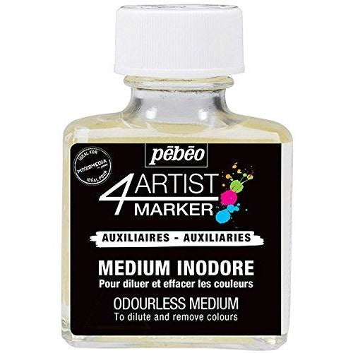 Pebeo 4Artist Marker Odorless Medium 75Ml