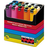 Uni-Posca Paint Marker Pen - Bold Point - Set of 15 (PC8K15C)