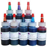 Resin Obsession color pigments  transparent - complete set of eight colors