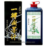 Chinese Calligraphy Sumi Black Ink (yi de ge mo zhi) 100G / 4Oz  - 1 Bottle