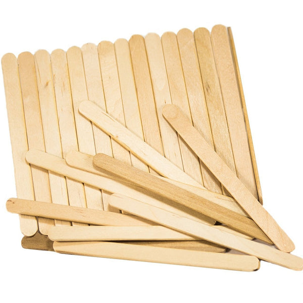 Perfect Stix Wooden Craft / Ice Cream Sticks - 1000 pieces