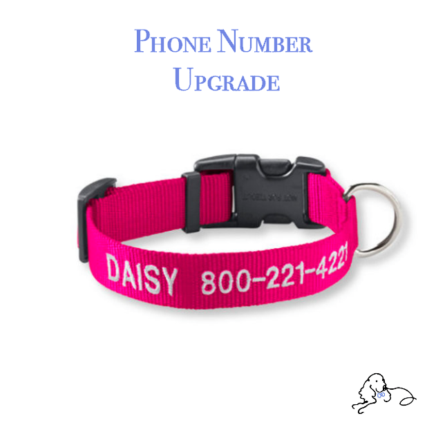 Phone Number Upgrade