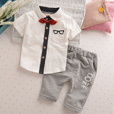 2 piece Boy's suit