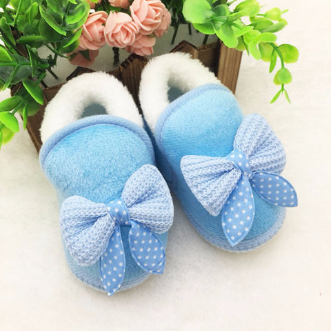 Butterfly Knot Shoes
