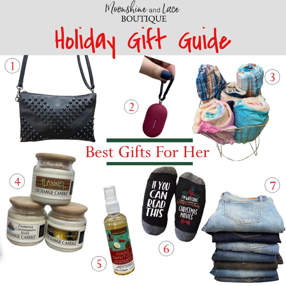 Holiday 2020 Gift Guide For Her