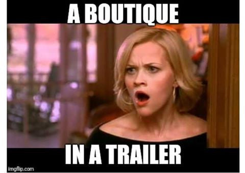 A Boutique In A Trailer
