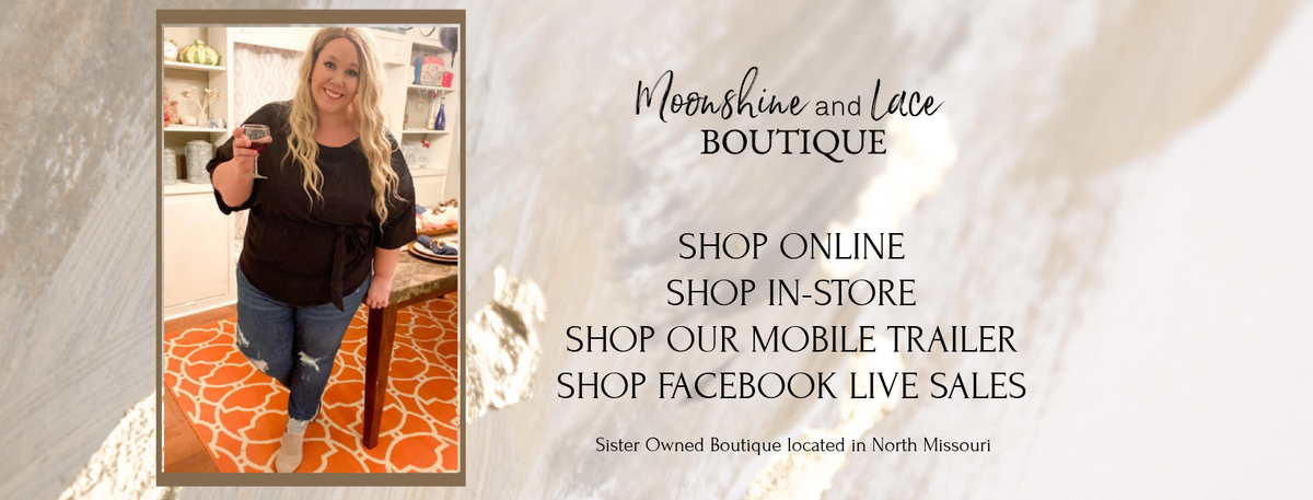 Moonshine and Lace Boutique