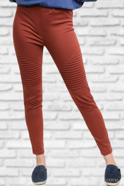 Run Away With Me-Moto Jeggings