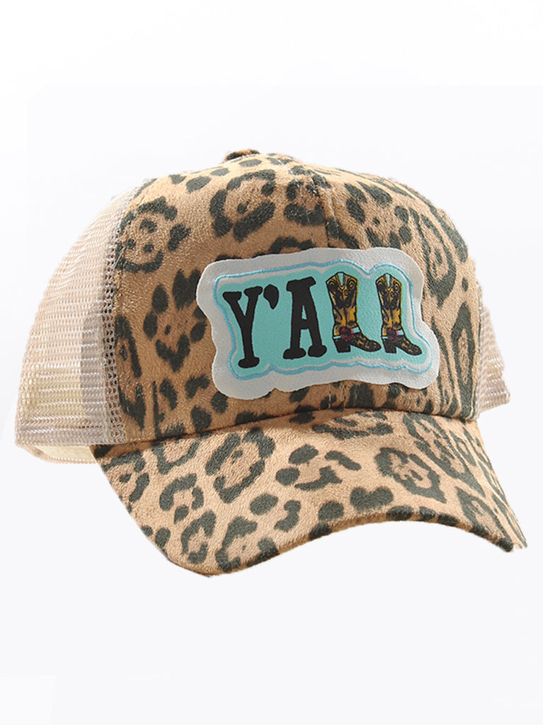 Y'all Hat-Hats-Moonshine and Lace Boutique