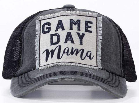 Game Day Mama Hat-Hats-Moonshine and Lace Boutique