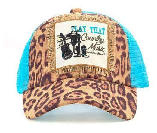 Play That Country Music Hat-Hats-Moonshine and Lace Boutique