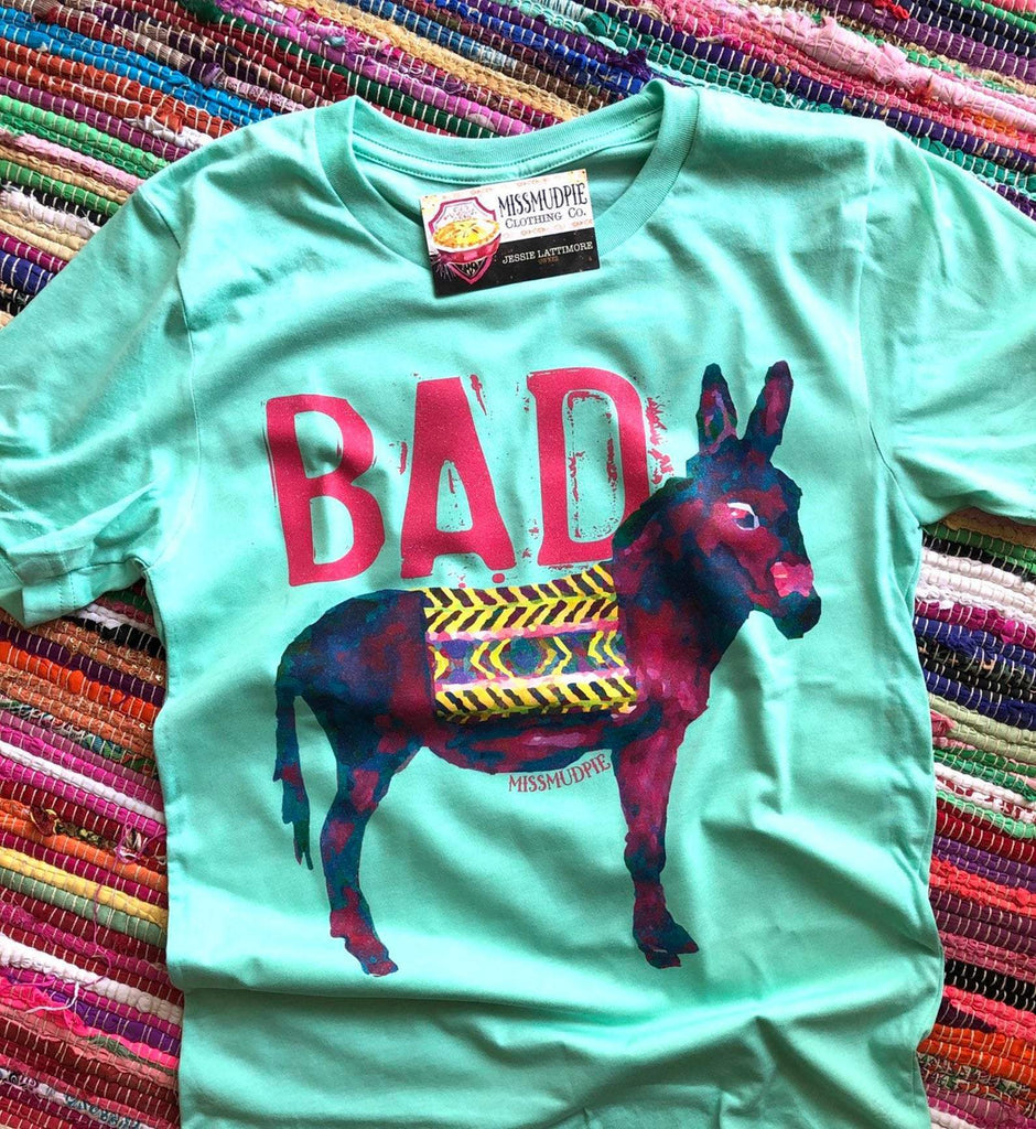 Bad A$$ Graphic Tee  (S-3XL)