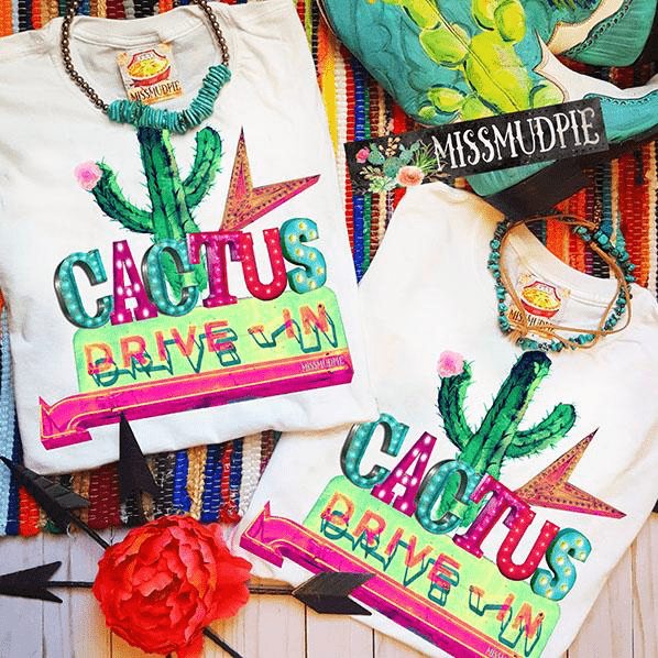 Cactus Drive-In (S-3XL)