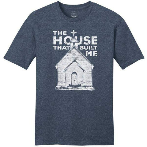 The House That Built Me Graphic Tee-Graphic Tee-Moonshine and Lace Boutique