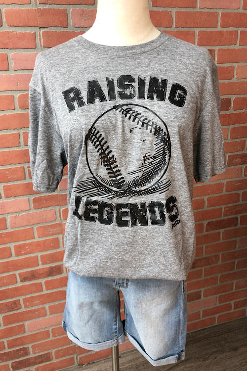 Raising Legends- Baseball Tee
