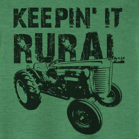 Keepin' It Rural MJ Graphic Tee-Graphic Tee-Moonshine and Lace Boutique