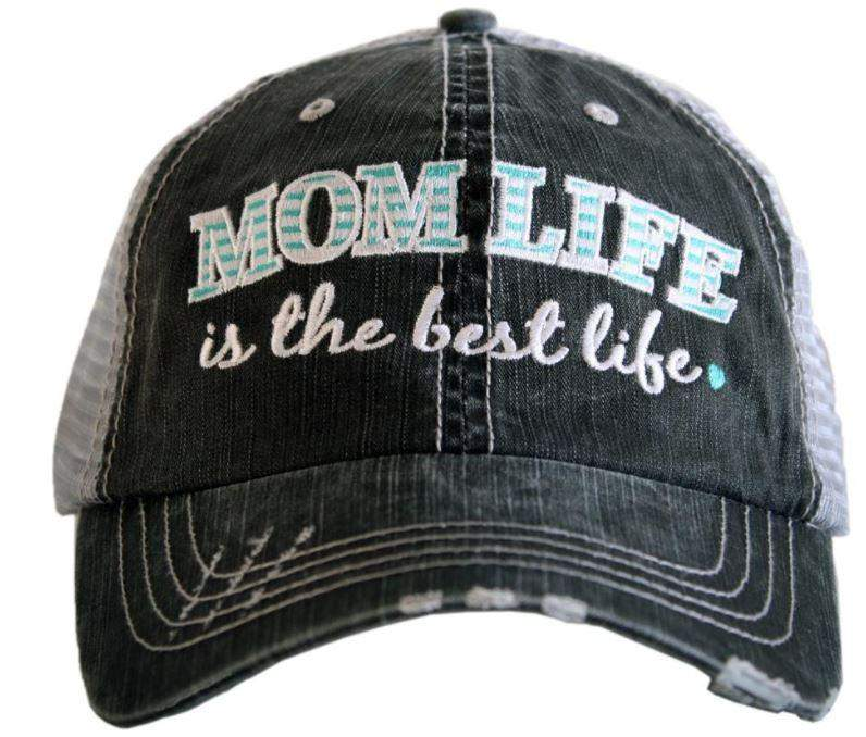 Mom Life Hat-Hats-Moonshine and Lace Boutique
