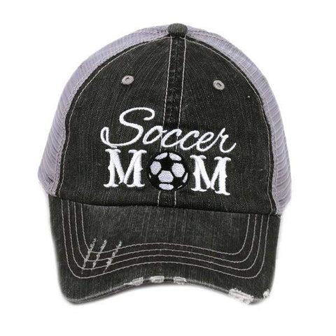 Soccer Mom Hat-Hats-Moonshine and Lace Boutique