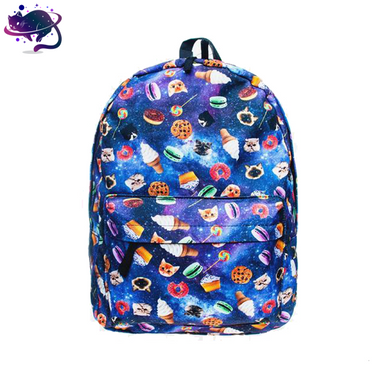 Galaxy Munchie Backpack