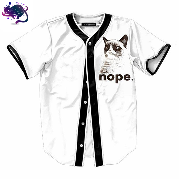 NOPE Cat Jersey - UltraRare