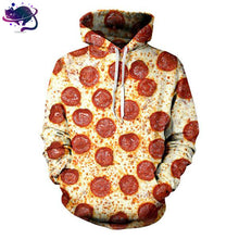 Pepperoni Pizza Hoodie - UltraRare