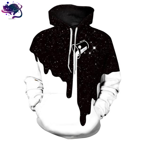 Dripping Space Hoodie - UltraRare