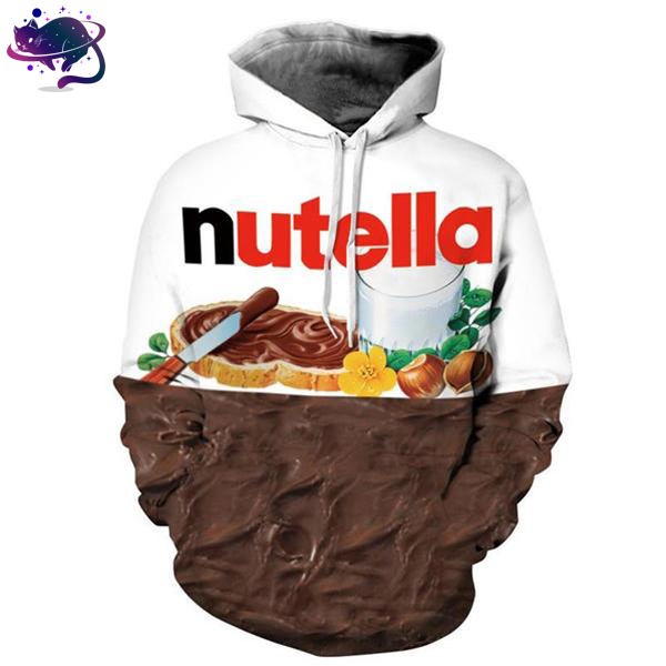 Nutella Hoodie - UltraRare