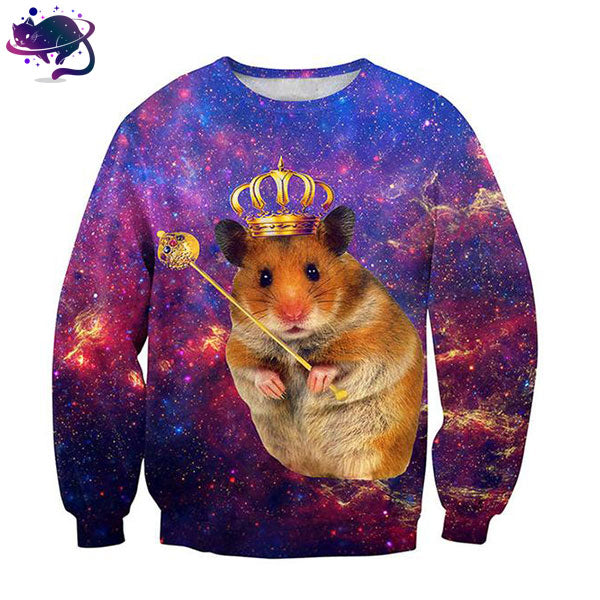 King Of The Universe Crew Neck - UltraRare