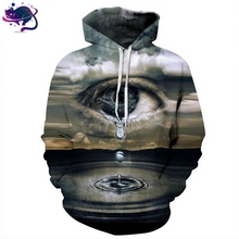 Crying Eye Hoodie - UltraRare