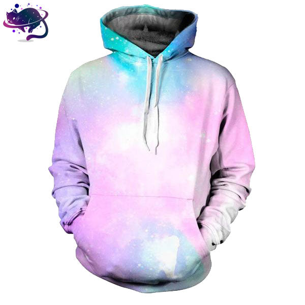 Colorful Cloud Hoodie - UltraRare