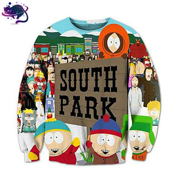 South Park Crew Neck - UltraRare