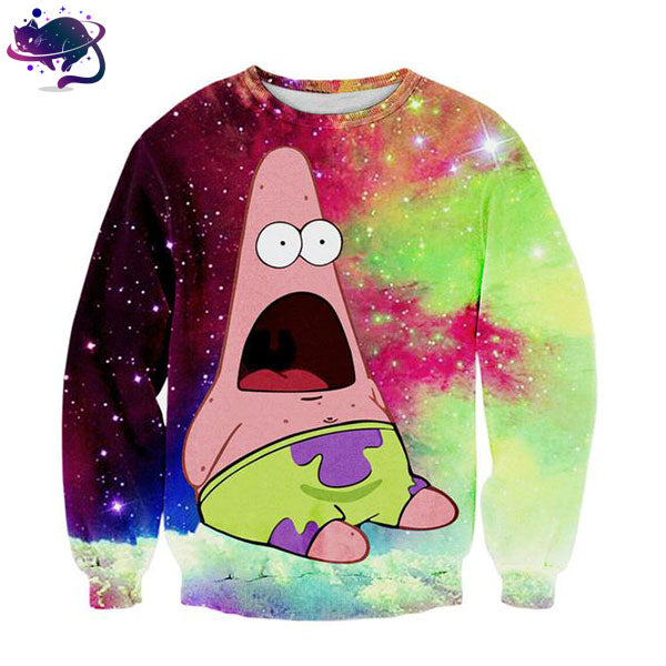 Patrick Star Crew Neck - UltraRare