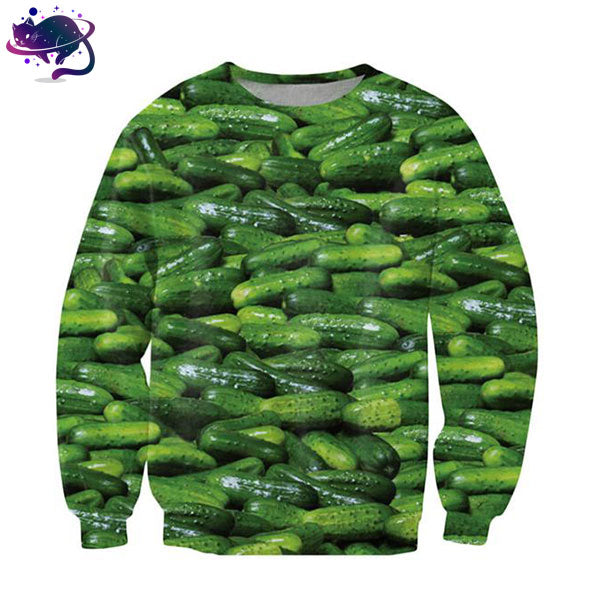 Pickle Crew Neck - UltraRare