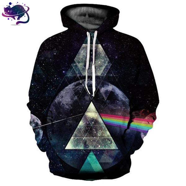 Light Refraction Hoodie - UltraRare