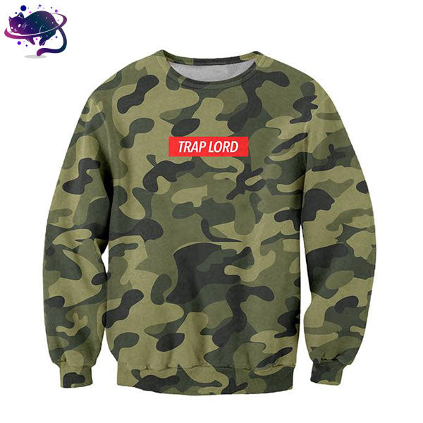 Trap Lord Crew Neck - UltraRare