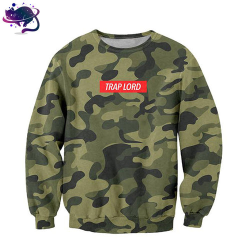 Trap Lord Crew Neck