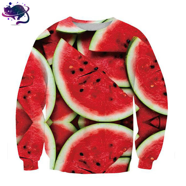 Watermelon Crew Neck - UltraRare