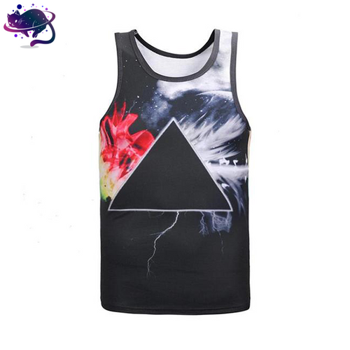 Illumanti Tank Top