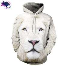 White Lion Hoodie - UltraRare