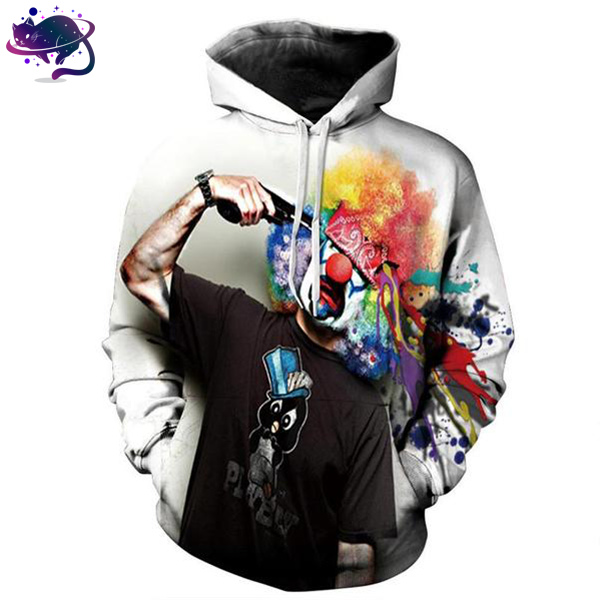 Suicidal Clown Hoodie - UltraRare