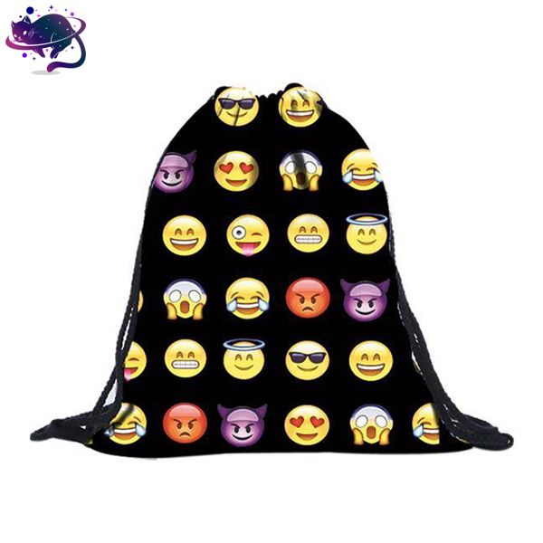 Emoji Drawstring Bag - UltraRare