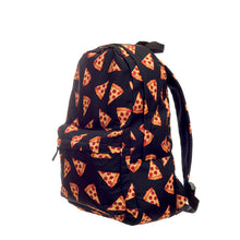 Black Pizza Backpack - UltraRare