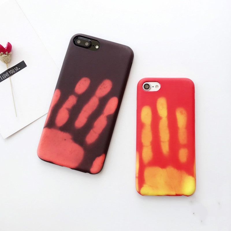 Heat Sensitive Thermal Phone Case - UltraRare
