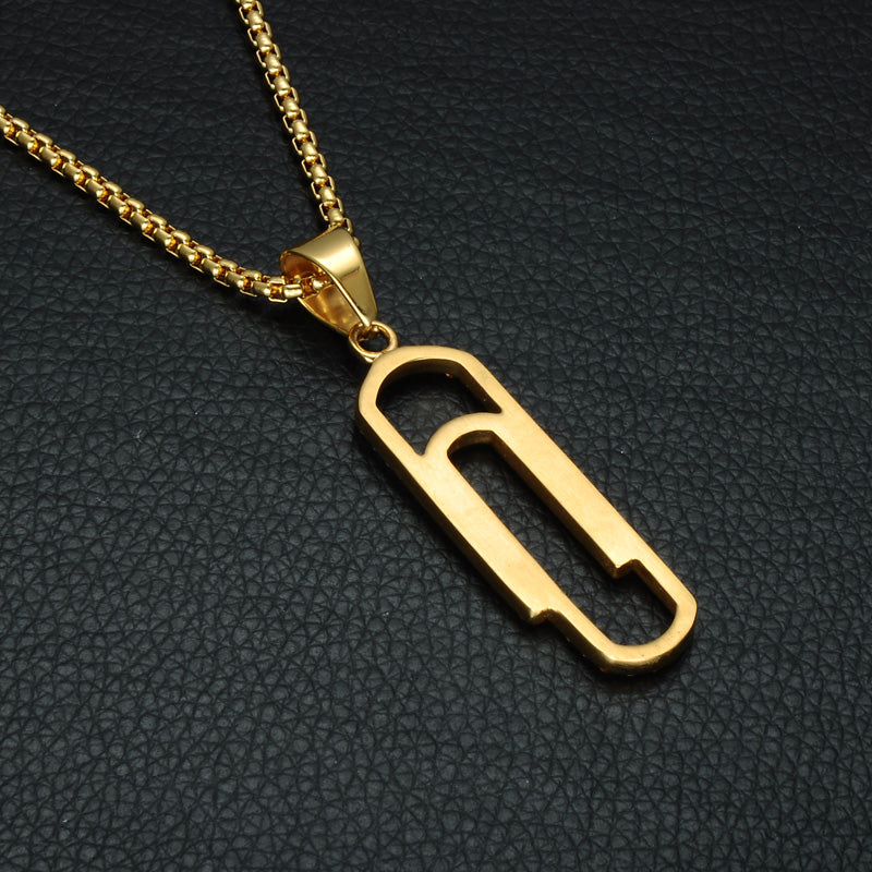 Iced Out Paperclip Chain - UltraRare