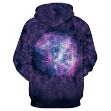 Trippy Space Hoodie - UltraRare